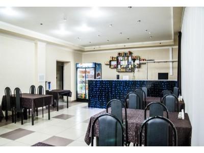 Отель Альпина Азау |кафе, питание