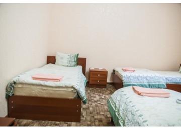 Стандарт Эконом 4 местный (В Блоке) | Номера и цены в отеле Альпина Приэльбрусье