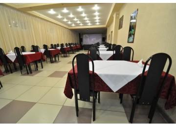 Питание в отеле «Альпина» Приэльбрусье