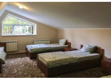 Стандарт 4-местный 3-комнатный|Номера и цены в отеле Альпина Азау